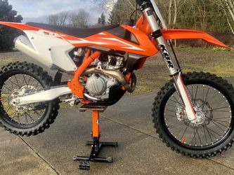 2018 Ktm 450 Sxf 11.3hrs $7500 for Sale in Scappoose,  OR