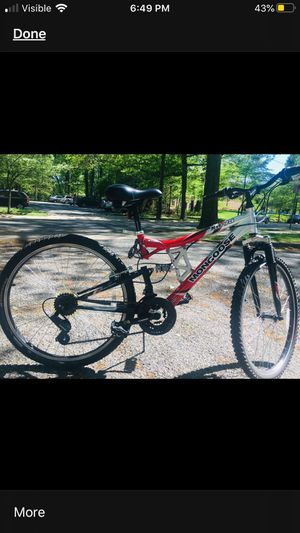 Mongoose 26' bike for Sale in Silver Spring, MD