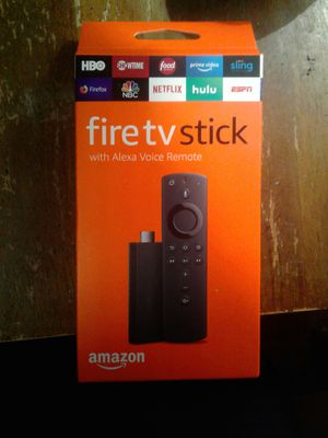 Fire tv stick unlimited for Sale in St. Cloud, FL