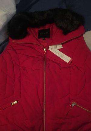 Fur vest for Sale in Fort Washington, MD
