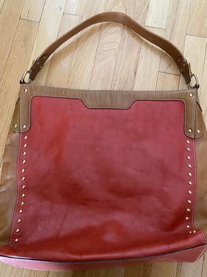 Michael Kors leather shoulder bag for Sale in Alexandria, VA