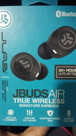 J buds air wireless earbuds for Sale in Turlock, CA