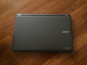 Brand New Never Used Acer Chromebook 15 Laptop price is negotiable for Sale in Winston-Salem, NC