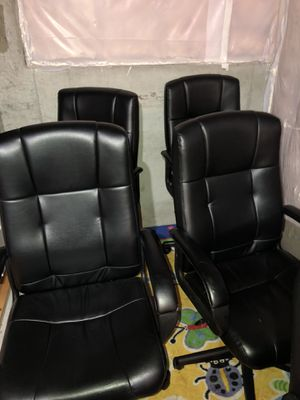 Office chairs -4 for Sale in Farmington, MN