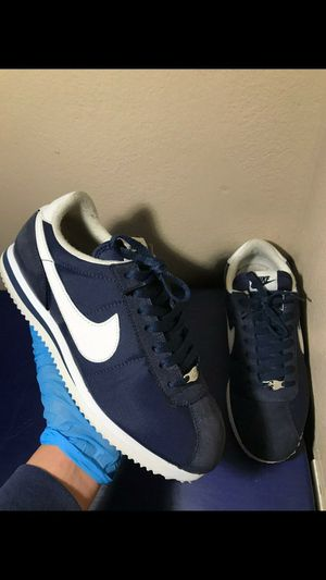 Nike Cortez Navy Blue '72 (Size: 8.5 Men) Pickup Only!! for Sale in South Gate, CA
