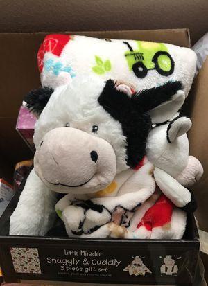 Snuggy Cuddly blanket plush for Sale in Brisbane, CA