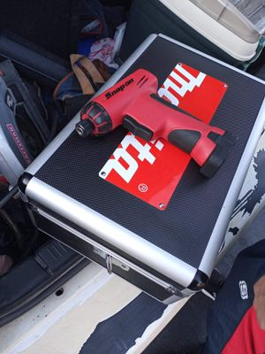 SNAP ON IMPACT DRILL for Sale in Fresno, CA