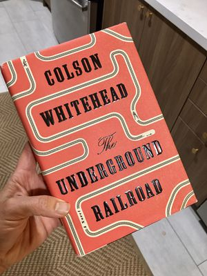 The Underground Railroad (paperback) for Sale in El Cerrito, CA