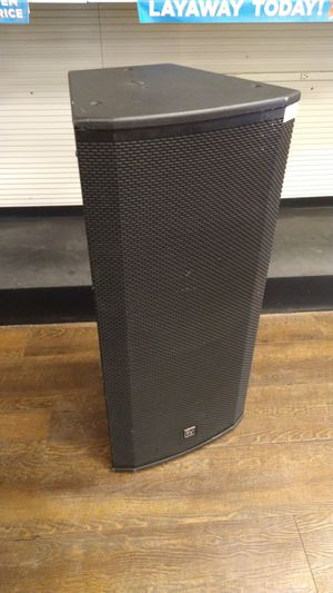 """Electro-Voice 15"""" Powered 3-Way Loudspeaker for Sale in Victoria, TX"""
