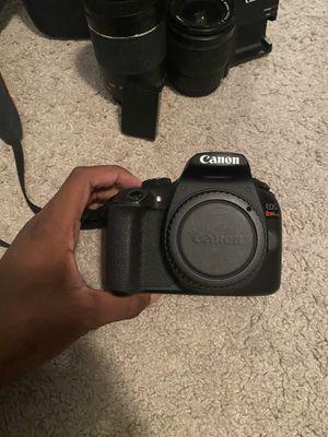 Canon Rebel T6 for Sale in Lawrenceville, GA