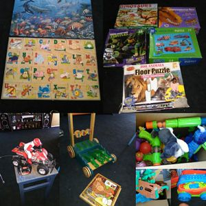 Puzzles and toys for Sale in Baldwin Park, CA