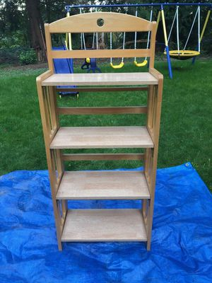 """51"""" tall foldable shelves for Sale in Monroe, WA"""