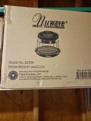 Nuwave infrared oven. for Sale in Gresham, OR