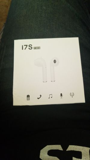 i7s wireless earbuds need gone asap by today for Sale in Turlock, CA