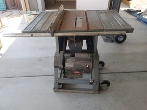 Delta table saw for Sale in Yucaipa, CA