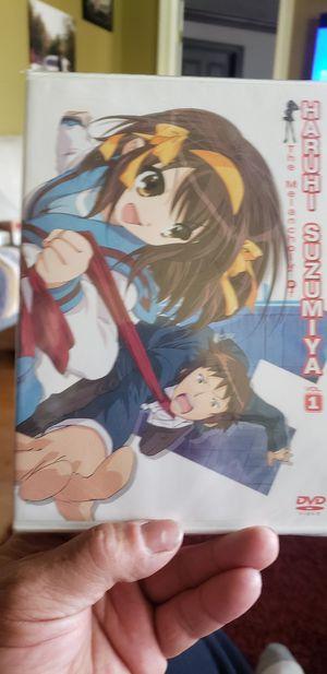 Haruhi suzumiya vol.1 movie for Sale in Martinez, CA