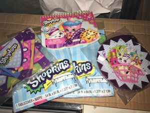 Couple different shopkins decorations for Sale in Hurricane, WV
