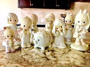 Precious Moments Collection (10 Items) for Sale in Fresno, CA