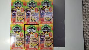 Pokemon Mystery Power Box for Sale in Middletown, OH