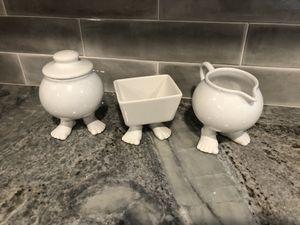 Feet Tea Set for Sale in Dracut, MA