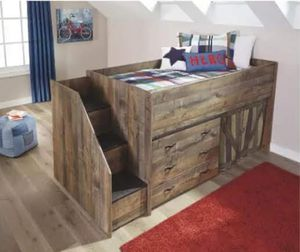 bunk bed twin for Sale in Haines City, FL