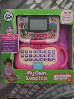 """Leap Frog """"My Own Leaptop"""" - Pink for Sale in Sacramento, CA"""