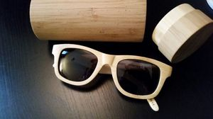 Bamboo sunglasses for Sale in Crofton, MD
