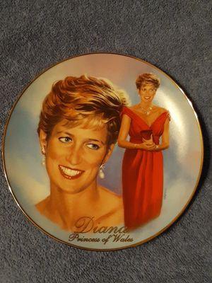 Princess Diane Collectors Plate for Sale in Seaford, DE