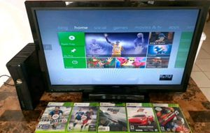 Xbox Console/Games Bundle for Sale in Estero, FL
