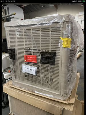 Champion Cooler 6500 CFM Down-Draft Roof Evaporative Cooler for 2400 sq. ft. (Motor and Pulley included) for Sale in Los Angeles, CA