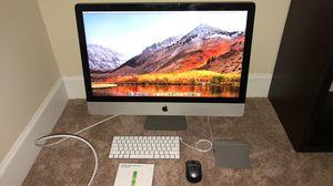 """iMac 27"""" HDD 1 TB - 14 GB Ram for Sale in Renton, WA"""