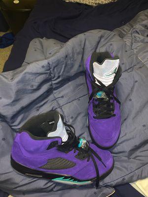 Jordan 5 Alternate Grape for Sale in Clayton, NC