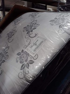 New Deluxe Brand FULL SIZE SET•Boxspring&Delivery Included for Sale in Hawthorne, CA