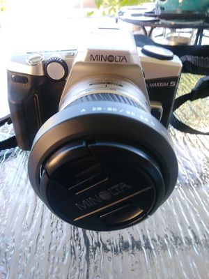 Minolta 35mm camera for Sale in Pittsburgh, PA