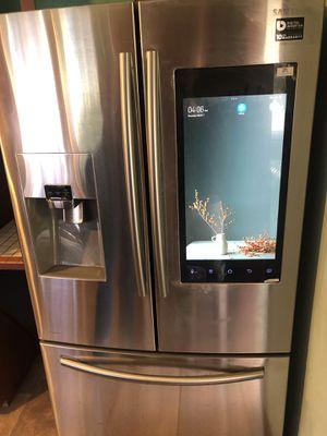 Smart fridge Samsung for Sale in Amarillo, TX