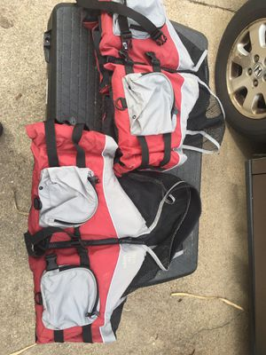 LNEW Bass pro shop life vest size XL 15 EACH for Sale in Severn, MD