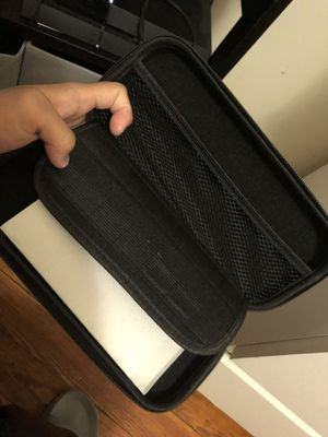 Nintendo switch hard case with tempered glass for Sale in Everett, MA