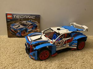 LEGO Technic Rally Car (Model 42077) for Sale in Fullerton, CA