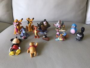 Disney toys collectible figures series 13 total toys for Sale in Kirkland, WA