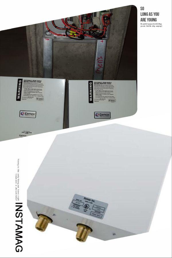 Eemax Ex1608 TC water heater