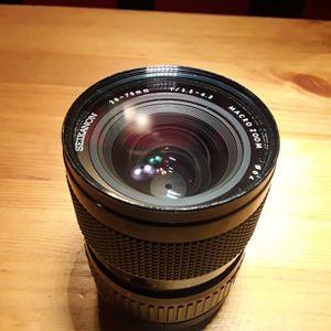 Seikanon 28-70mm F/3.5-4.5 Macro Zoom Ø62 Multi Coated Japan Camera Lens for Sale in Seattle, WA