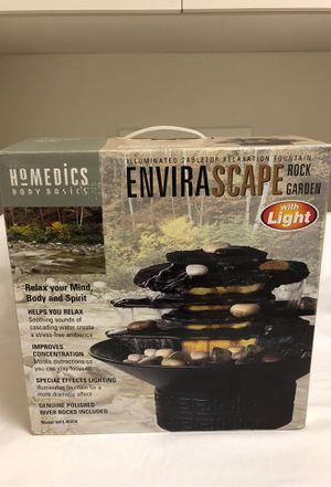 Home medics Envirascape Rock Garden Fountain for Sale in Beverly Hills, FL