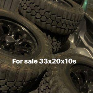 Off-road tires And wheels Havok Rbp for Sale in Norwalk, CA