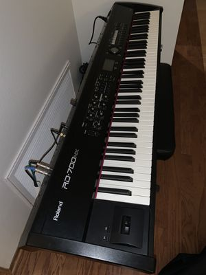 Roland RD-700NX stage piano for Sale in San Diego, CA