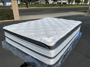 Golden Rest Bamboo Hybrid Mattress and Boxspring! for Sale in Los Angeles, CA