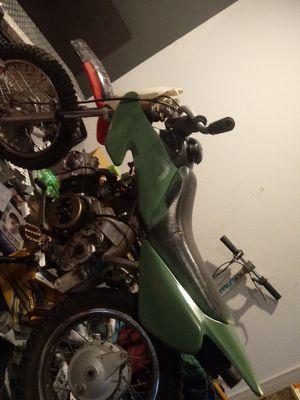 Bajia dirt bike 80cc for Sale in Portland, OR