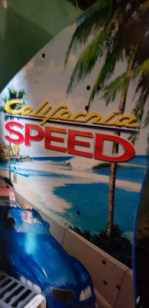 California Speed arcade game for Sale in Los Angeles, CA