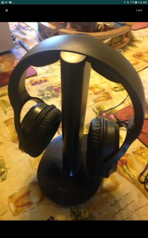 Sony Wireless Stereo Headphone System for Sale in Sunnyvale, CA