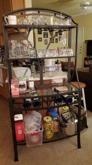 Baker rack for Sale in Glendale, AZ