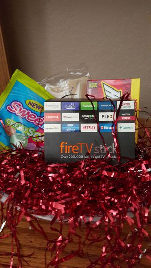 Treat your loved one to an Amazon Fire Stick! for Sale in Fontana, CA